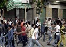 المشاكل الاقتصادية تغذي الاضطرابات في الشرق الأوسط