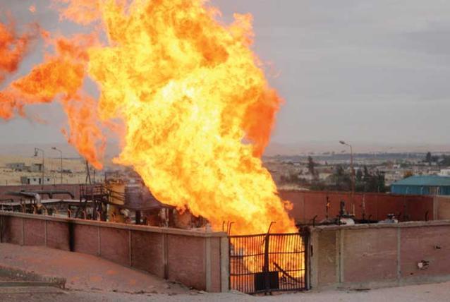 مصر تلغي اتفاق الغاز مع كيان إسرائيل