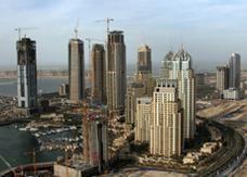 تشييد 2296 مبنى في دبي خلال الربع الأول