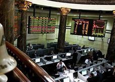 هبوط حاد للبورصة المصرية بسبب الاضطرابات