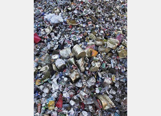 بالصور: صناعة التدوير في سويسرا
