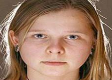فتاة روسية ترى الأعضاء الباطنية للإنسان بالعين المجردة