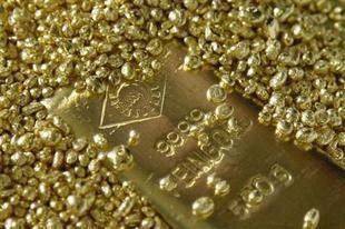سعر أونصة الذهب قرب الرقم القياسي 1900 دولار