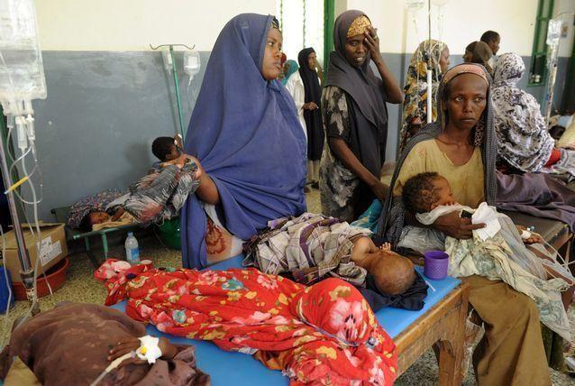 بالصور: الجوع سيقضي على 10% من أطفال الصومال خلال ثلاثة اشهر