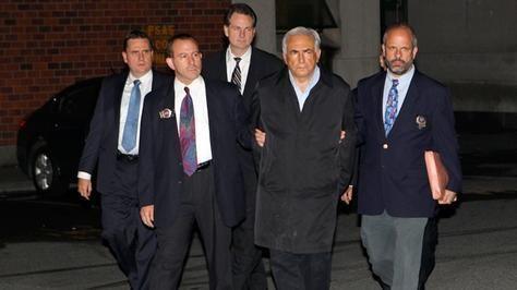 القضاء الأمريكي يبرئ مدير صندوق النقد الدولي السابق