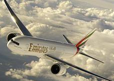 """""""طيران الإمارات"""" تبدي اهتمامها بتقديم خدمات النقل الجوي بين المدن السعودية"""