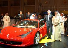 """""""ساهر"""" يخفض مبيعات السيارات الرياضية بالسعودية إلى 50%"""