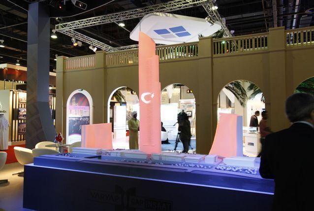 صور من معرض سيتي سكيب جلوبال 2011
