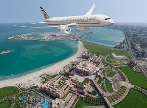 نمو إيرادات طيران الاتحاد الإماراتية 39% في الربع الثالث