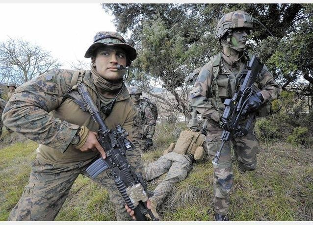 وصول قوات أمريكية خاصة إلى تونس