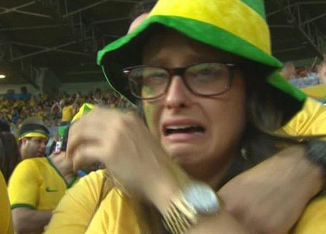 بالصور: أكبر خسارة بتاريخ البرازيل في نصف نهائي كأس العالم