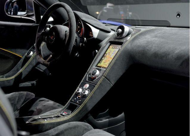 بالصور: سيارة ماكلارين 650S الجديدة