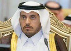 الشيخ عبد الله بن ناصر آل ثاني رئيسا لأول حكومة قطرية بعد تنحي الأمير