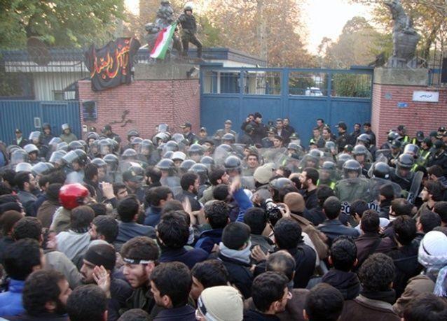 بريطانيا تعيد فتح سفارتها في إيران