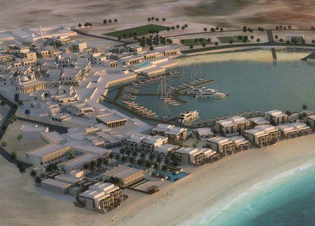 """""""شروق"""" تكشف عن مشروع سياحي في جزيرة صير بونعير"""