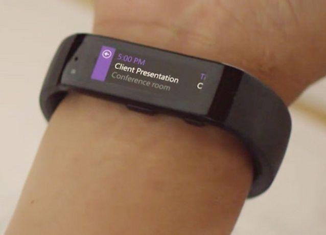 مايكروسوفت تطرح جهازا جديدا لمتابعة اللياقة البدنية