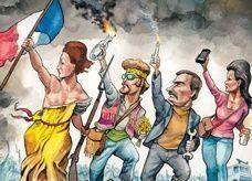 صحيفة تحذر الساسة: الغضب يجتاح مدن العالم وتلبية مطالب محدودة قد لا ينفع
