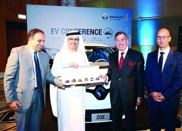 """دبي: هل سيصبح """"سالك"""" مجاني للسيارات الكهربائية؟"""