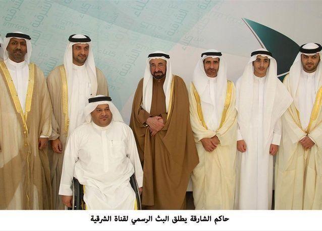 الإمارات : إطلاق قناة تلفزيونية في المنطقة الشرقية