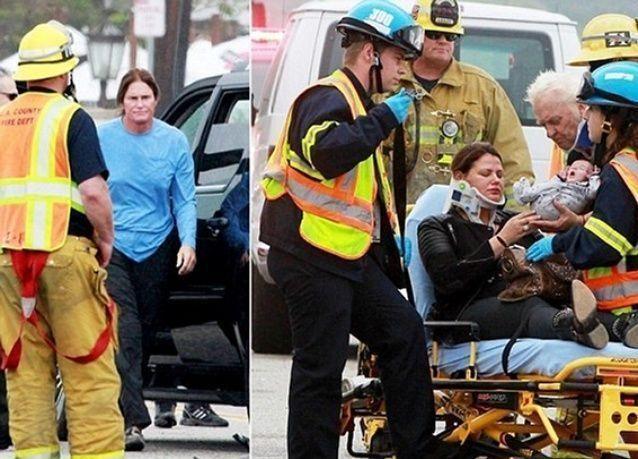 والد كيم كارداشيان يتسبب بمقتل أمرأة وإصابة 5 أطفال بحادث سيارة