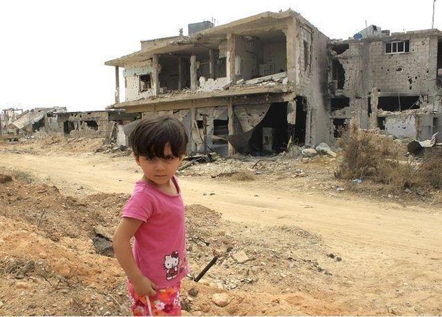سوء التغذية ينضم إلى الكيماوي في قتل الأطفال في سوريا