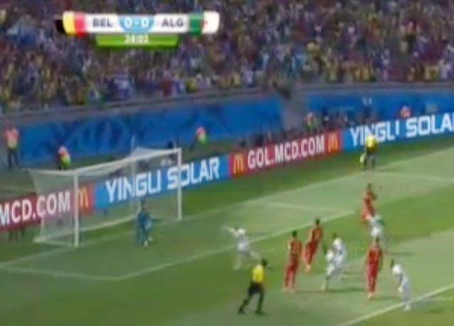 الجزائر تهز شباك خصومها بعد صيام دام 28 عاماً في نهائيات كأس العالم