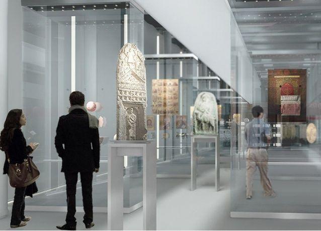 الإمارات: معرض العصر الذهبي للحضارة العربية والإسلامية
