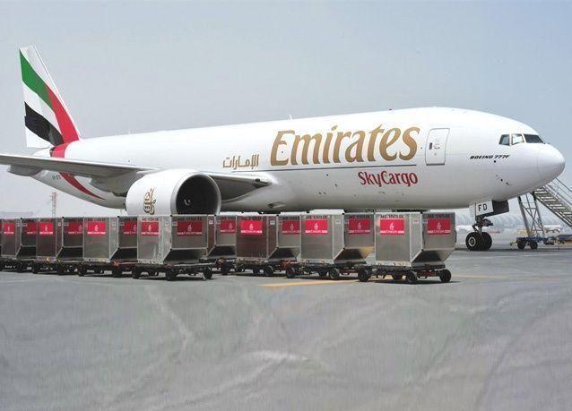 الإمارات للشحن الجوي تطلق خدمات جديدة إلى مكسيكو وأتلانتا