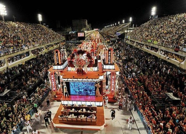فعاليات أشهر مهرجان برازيلي.. كرنفال ريودي جانيرو