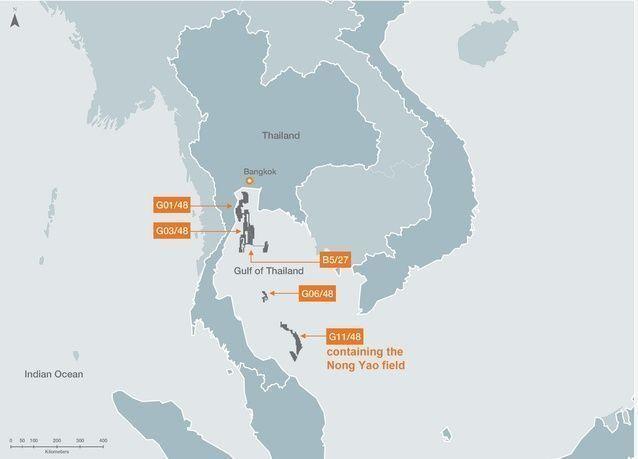 """""""مبادلة للبترول"""" تبدأ الإنتاج في حقلها النفطي الثالث في تايلاند"""