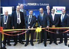 انطلاقة قوية لشركة جلوبال بحضور وزراء الطاقة