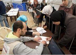الجنسية السورية أصبحت حلم طالبي اللجوء العرب
