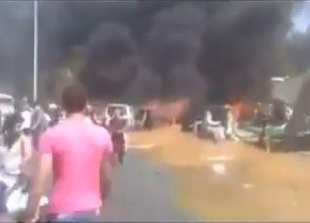 وزير الصحة اللبناني: مقتل 42 شخصا في انفجاري طرابلس