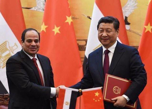السيسي يوقع اتفاقات اقتصادية في بكين