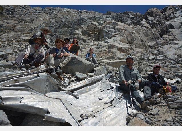 العثور على طائرة منتخب تشيلي بعد 50 سنة من تحطمها