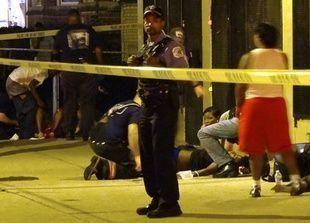 مقتل اربعة في اطلاق نار مع ارتفاع عدد قتلى حوادث القتل بالرصاص في شيكاجو