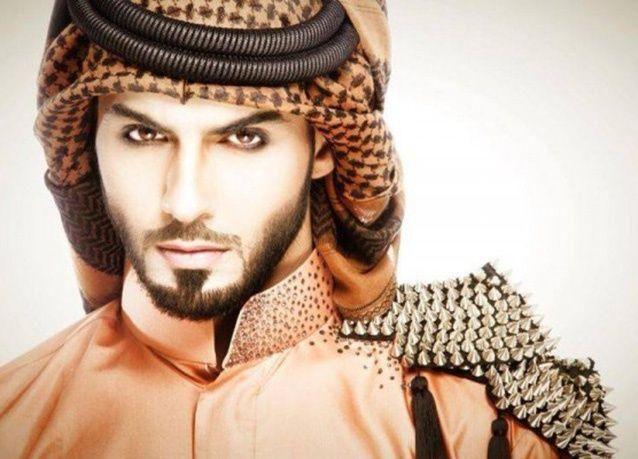 بالصور: الإماراتي الذي اثار الإعلام العالمي بوسامته وجماله يعلن زواجه
