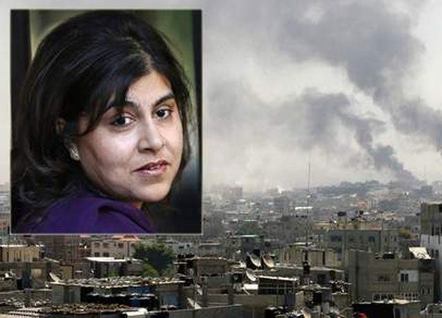 استقالة وزيرة بريطانية بسبب سياسات الحكومة تجاه غزة