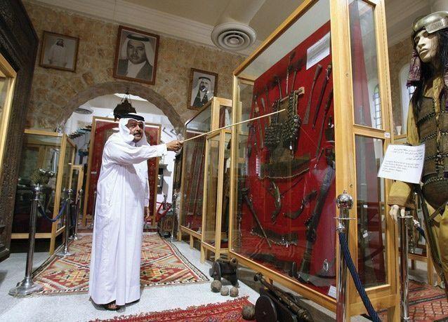 المتاحف المتنقلة تشجع مفهوم السياحة الثقافية في قطر
