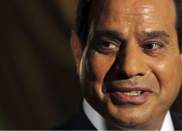 الرئيس المصري ينشئ منطقة اقتصادية لقناة السويس