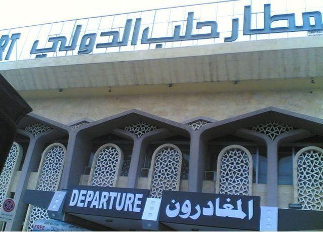 مطار حلب الدولي يعود لتسيير رحلاته الداخلية في سوريا