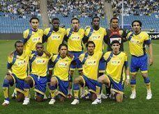 تأهل فريق النصر إلى قبل نهائي كأس الأبطال السعودي