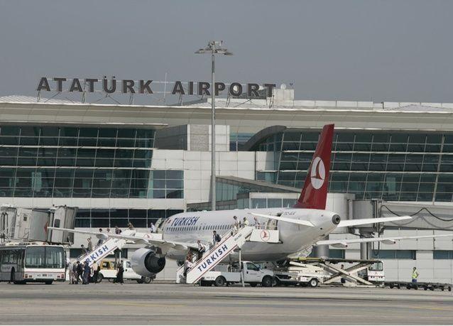 تركيا تدشن العمل  أكبر مطار في العالم