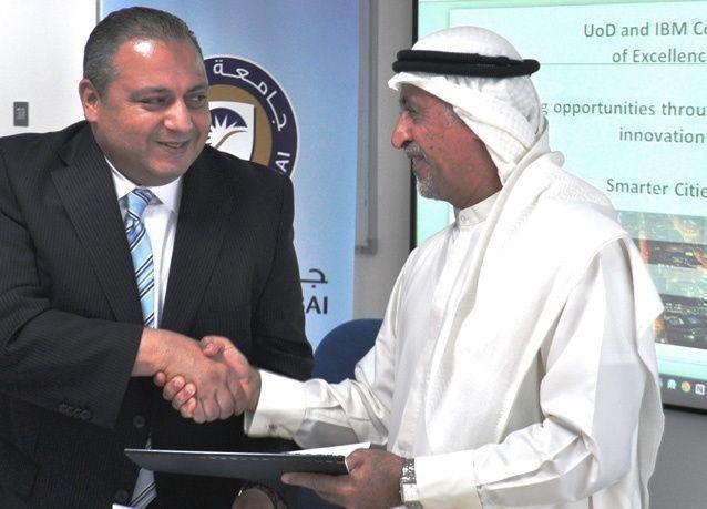 دبي: إنشاء مركز التميز للمدن الأكثر ذكاءً