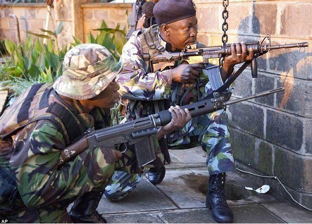 متشددون صوماليون يهددون بقتل الرهائن في كينيا