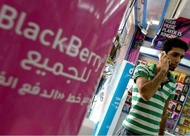 مبيعات بلاكبيري في السعودية تنخفض 60%