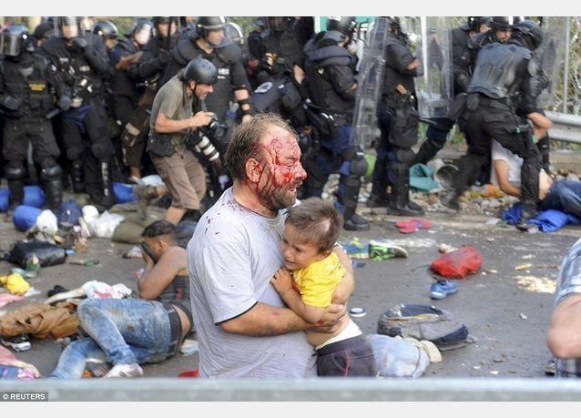 معاملة المجر للمهاجرين قاسية ومعادية للمسلمين