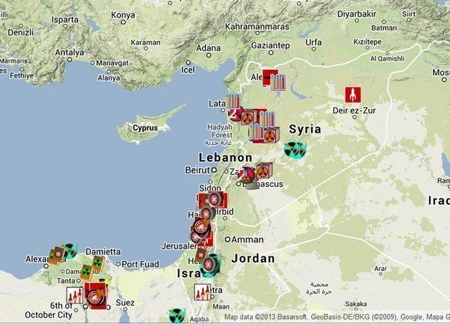تحليل-تفكيك ترسانة الاسلحة الكيماوية في سوريا مهمة صعبة
