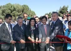 الأردن: تدشين أول محطة شحن للسيارات الكهربائية تعمل بالطاقة الشمسية
