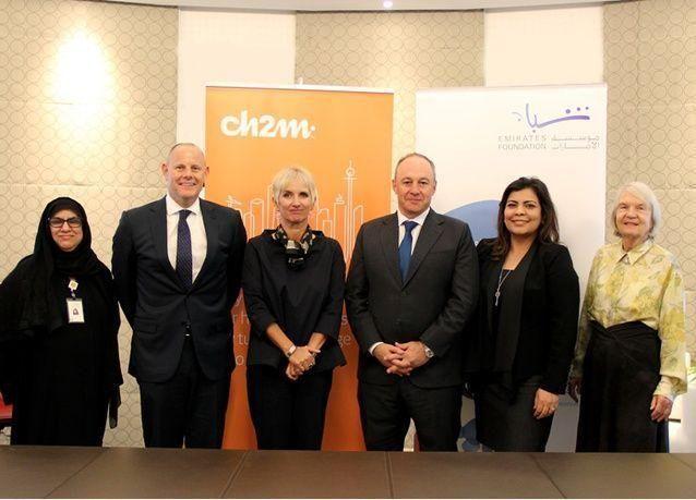 شركة سي إتش 2 إم هيل تواصل الاستثمار في تنمية قدرات الشباب الإماراتي